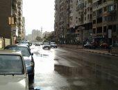 صور.. هطول أمطار غزير على مناطق متفرقة بأسيوط.. والمحافظ يعلن حالة الطوارئ