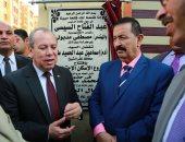 محافظ كفر الشيخ يفتتح مشروع إسكان الجونة ببرج البرلس بتكلفة 100 مليون جنيه