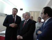 مستشفى الفرنساوى تحتفل باليوم العالمى للسكر بحضور رئيس جامعة القاهرة