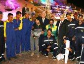مكافأة لعمال جنوب سيناء لدورهم فى ظهور شرم الشيخ بصورة راقية فى منتدى الشباب