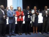 انتخاب نائب وزيرة التخطيط رئيسا لمجموعة شمال أفريقيا بمنظمة الإدارة العامة