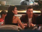 صور.. رونالدو ينفق 31 ألف يورو على الخمور فى 15 دقيقة
