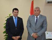 وزير الرياضة: الوادى الجديد واجهة رياضية وسياحية لمصر