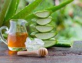 صحتك فى وصفة.. عصير الصبار والعسل لعلاج مشاكل المعدة