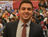 فوز الطالب أحمد إيهاب بمنصب رئيس اتحاد طلاب جامعة القاهرة