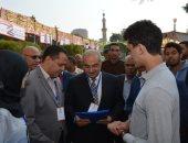 """""""على حسانين"""" أميناَ لاتحاد طلاب جامعة أسيوط"""