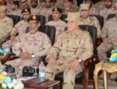 """قوات الدول العربية تنفذ مناورة الرماية بالذخيرة الحية بـ""""درع العرب ١"""""""