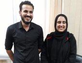 صور.. عمرو أحمد يفوز بمنصب رئيس اتحاد طلاب جامعة قناة السويس ومها محمد نائبًا