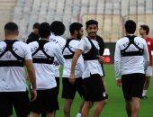 صور.. التدريب الأخير لمصر وتونس قبل مواجهة الغد فى التصفيات الأفريقية