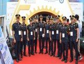 الكلية الفنية العسكرية تحصد ذهبية وفضية فى معرض القاهرة للابتكارات