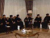 صور.. انطلاق المؤتمر العلمى لمئوية مدارس الأحد بالمركز الثقافى القبطى