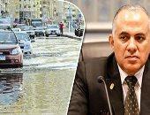 الرى: تنفيذ مشروعات للحماية من السيول بـ232 مليون جنيه فى جنوب سيناء ومرسى مطروح