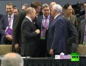 بوتين يعلن عن لقاء مرتقب مع ترامب فى بوينس أيرس لبحث عدد من الملفات
