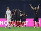 ملخص وأهداف مباراة كرواتيا ضد إسبانيا فى دورى الأمم الأوروبية
