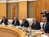 رئيس بيلاروسيا يشيد بجهود الإصلاح الاقتصادى واستعادة الأمن والاستقرار بمصر