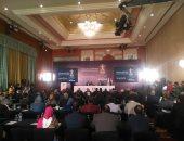 انطلاق المؤتمر الصحفى للإعلان عن مشروع الـ1000 موهبة رياضية