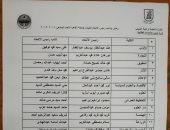 إعلان أسماء رؤساء اتحادات طلاب الكليات ونوابهم فى جامعة القاهرة