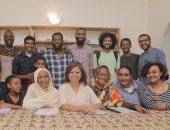 سلوى محمد على مُدرّسة تمثيل فى السودان