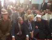 محافظ الدقهلية يفتتح مسجدا ويستمع لقرآن الجمعة وخطبة وزير الأوقاف