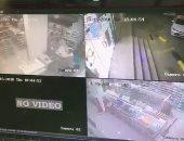صحيفة عكاظ تنشر فيديو مقتل صيدلى مصرى على يد مختل بجازان السعودية