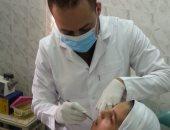 توقيع الكشف الطبى على 2250 مريض بميت أبو عربى فى الشرقية