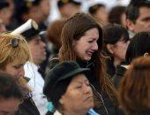 صور.. الأرجنتين تحيى الذكرى السنوية الأولى لفقدان الغواصة سان خوان