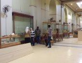 """افتتاح معرض """"نشأة الملكية فى مصر"""" فى المتحف المصرى بالتحرير"""