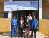 نائب محافظ أسوان يتفقد مبادرة مكافحة العمي بمركز شباب بدر