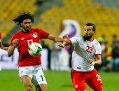 محمد الننى عقب مباراة تونس: نتمنى الاستمرار لإسعاد الجماهير المصرية العظيمة