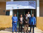 الكشف على 1000 مريض بمركز شباب بدر بمدينة أسوان خلال قافلة طبية