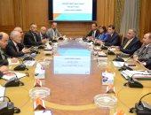 وزيرا الإنتاج الحربى والصناعة يناقشان تنفيذ مشروع منطقة أبو زنيمة الصناعية