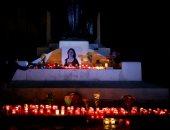 صور.. مالطا تحيى الذكرى السنوية الأولى لاغتيال صحفية وثائق بنما بالشموع