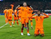 هولندا تٌسقط فرنسا بثنائية فى دورى أمم أوروبا