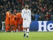 منتخب السيئين.. تقييم صادم للاعبى فرنسا ضد هولندا