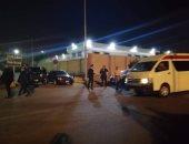 فيديو.. جثمان الشهيد ساطع النعماني يغادر مطار القاهرة