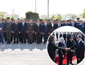 صلاح حسب الله: مشاركة السيسى فى جنازة النعمانى دليل على أن مصر لا تنسى شهداءها