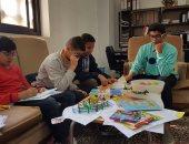 التنوع البيولوجي في فعاليات اليوم السادس لبرنامج الطفل بجامعة قناة السويس