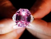 """دار كريستى تبيع """"الماسة الوردية النادرة"""" فى مزاد عالمى بسعر خرافى"""