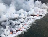 """سلطات جواتيمالا تطالب مئات المواطنين بترك منازلهم بسبب تجدد نشاط """"بركان النار"""""""