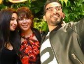 """صورة .. أول ظهور لـ """"ليلى"""" ابنة حلمى ومنى زكي"""