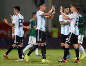 شاهد.. الأرجنتين تصعق المكسيك.. وحفلة أهداف بين كوستاريكا وتشيلى