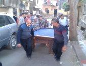 محافظ القاهرة تؤكد استمرار حملات محاربة الإشغالات فى جميع الأحياء