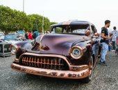"""صور.. """"اليوم السابع"""" فى زيارة لأكبر معارض السيارات القديمة بالكويت"""