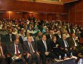 """""""المصرية للمطارات"""" تشجع الأفكار المبدعة لشباب الشركة فى مؤتمر 90 دقيقة"""