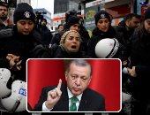 """كلهم باعوك يا أردوغان.. 15 ألف عضو يغادرون حزب الرئيس التركى في 50 يوم.. شروخ الأزمات تتسلل إلى """"العدالة والتنمية"""".. و""""النزوات العسكرية"""" فى سوريا وليبيا حيلة الديكتاتور للهروب من إخفاقات الداخل"""