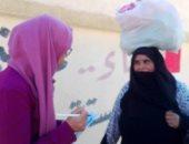 انطلاق حملات تعريف لأهالى بشمال سيناء بحملة  100 مليون صحة
