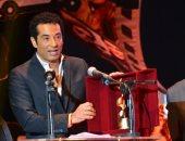 عمرو سعد أفضل ممثل ومروان وحيد حامد أفضل مخرج بالمهرجان القومى للسينما