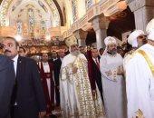 البابا تواضروس: أباء وقساوسة بالعالم يشاركون فى تدشين الكاتدرائية المرقسية