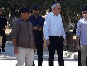 وزير الزراعة الإسرائيلى يقتحم المسجد الأقصى وسط حراسة من قوات الاحتلال