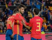 إسبانيا تهزم البوسنة والهرسك بصعوبة وديا.. فيديو